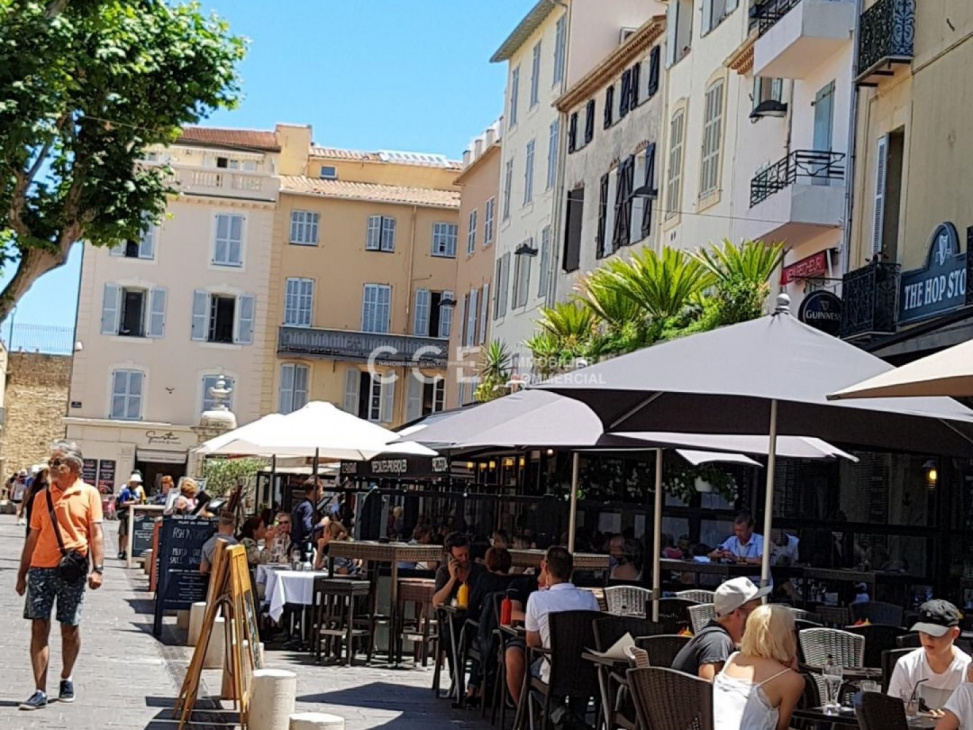 Vente bureau, local Antibes